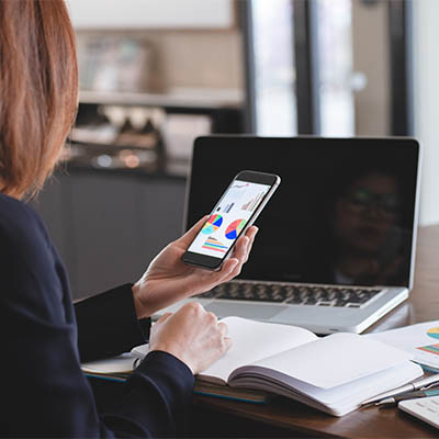 The Smartphone Can Be Quite the Productivity Tool